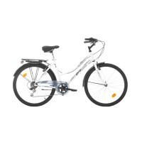 """Велосипед Probike CITY 26"""", 457 мм, бял"""