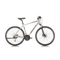 "Велосипед Shockblaze CROXER MAN DEORE/ALIVIO OFF ROAD 28"", 560 мм, сив"